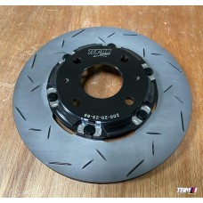 Lightweight 2 piece floating rotors
