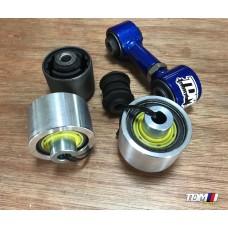 QT suspension rear complete kit