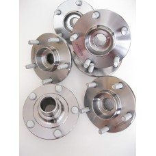 5 Lug Conversion Kit - Front Hubs