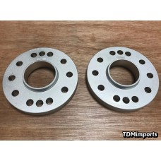Nissan 4/5x114.3 dual pattern 20mm Hubcentric wheel spacers