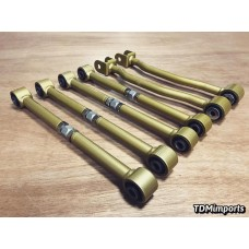 Chromoly Adjustable Arms