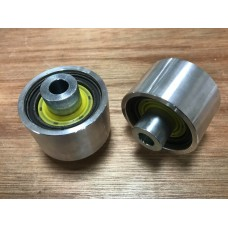 Rear trailing arm spherical bushing